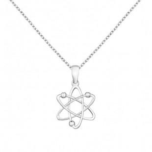 """Кулон """"Молекула"""" (Серебро 925)"""