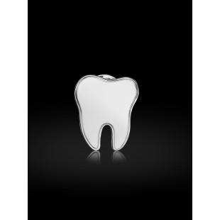"""Значок """"Зуб"""" с эмалью"""