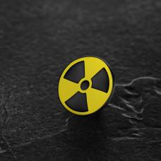 "Значок ""Знак радиации"""